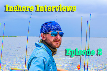 Inshore Interviews Podcast Episode 2 Mike Liuzza saltwater podcast