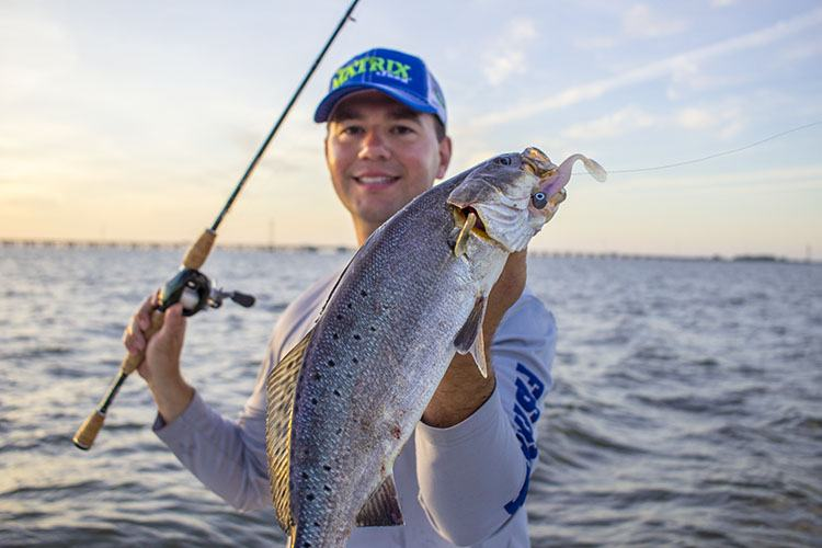 Skills & Knowledge of Jigging for Speckled Trout