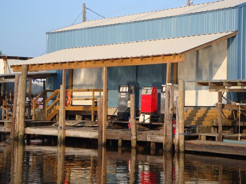 Campo's Marina Shell Beach Louisiana